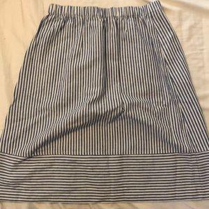 NWT jcrew factory skirt